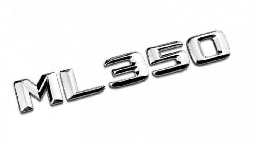 Emblema ML 350 Oe Mercedes-Benz A1668171015