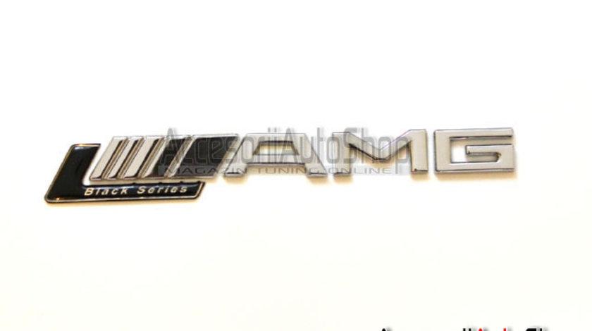 Emblema portbagaj AMG Black edition