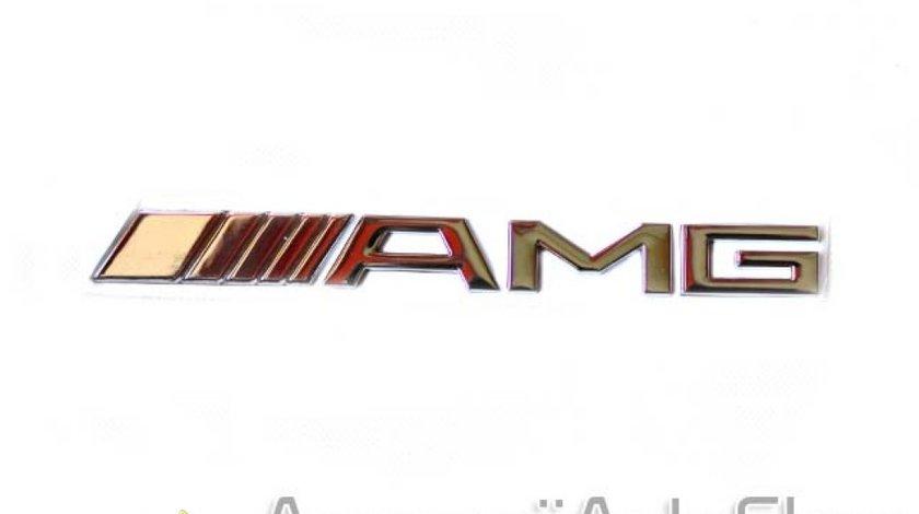 Emblema portbagaj AMG W221 W212 W204 W207 W219 W218 W211 etc