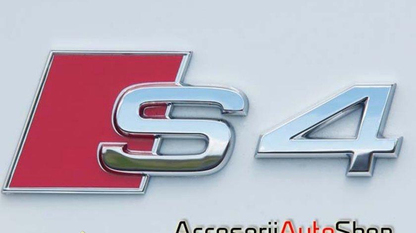 Emblema S4 portbagaj AUDI A4