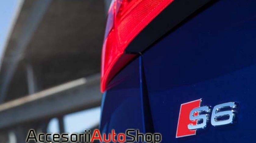 Emblema S6 portbagaj AUDI A6