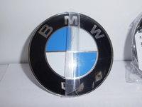 Emblema, sigla BMW 82 mm noua