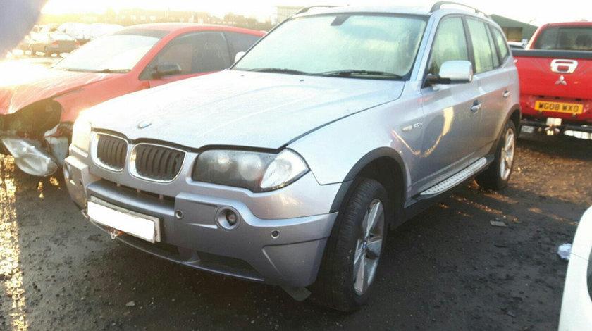 Emblema spate BMW X3 E83 2006 suv 2.0