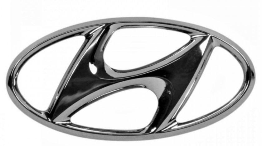 Emblema Spate Oe Hyundai Accent 3 2005-2010 863001E000