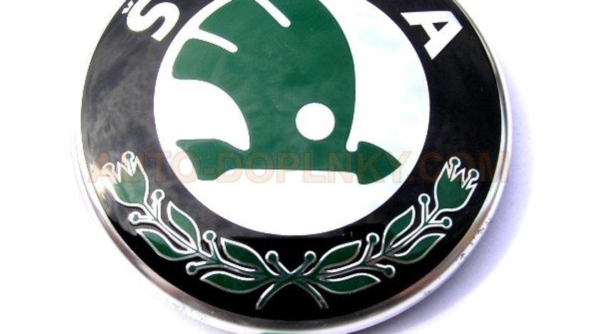 Emblema spate originala skoda octavia 1, felicia 1, fabia