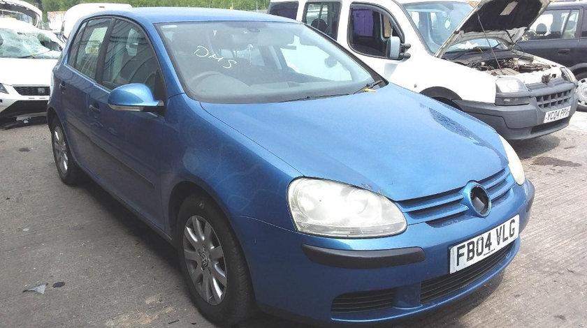 Emblema spate Volkswagen Golf 5 2004 Hatchback 1.6 FSi