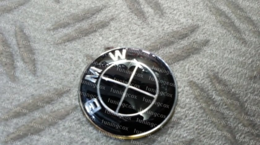 Emblema volan BMW negru
