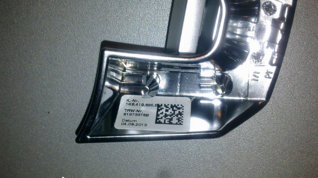 Emblema volan r line vw golf 6