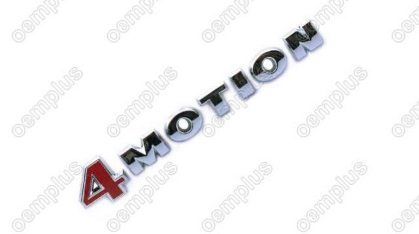 Embleme 4motion pentru VW