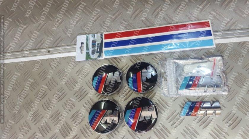 Embleme BMW cu M/// de grila,portbagaj,jante aliaj si nari