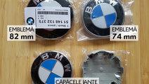 Embleme capota/portbagaj 82/74 mm si Capacele jant...