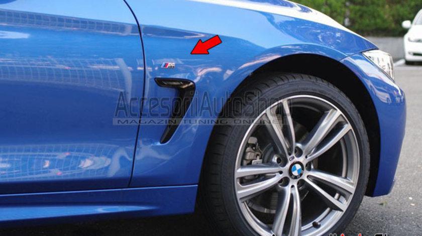 Embleme M Aripi BMW F10 F30 F20 F13 F32 F12 X5 F15 X6 F16 X3 F25
