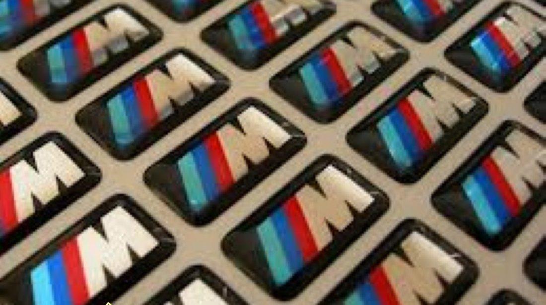 Embleme M BMW E30 E34 E36 E38 E39 E46 E90 X3 X5