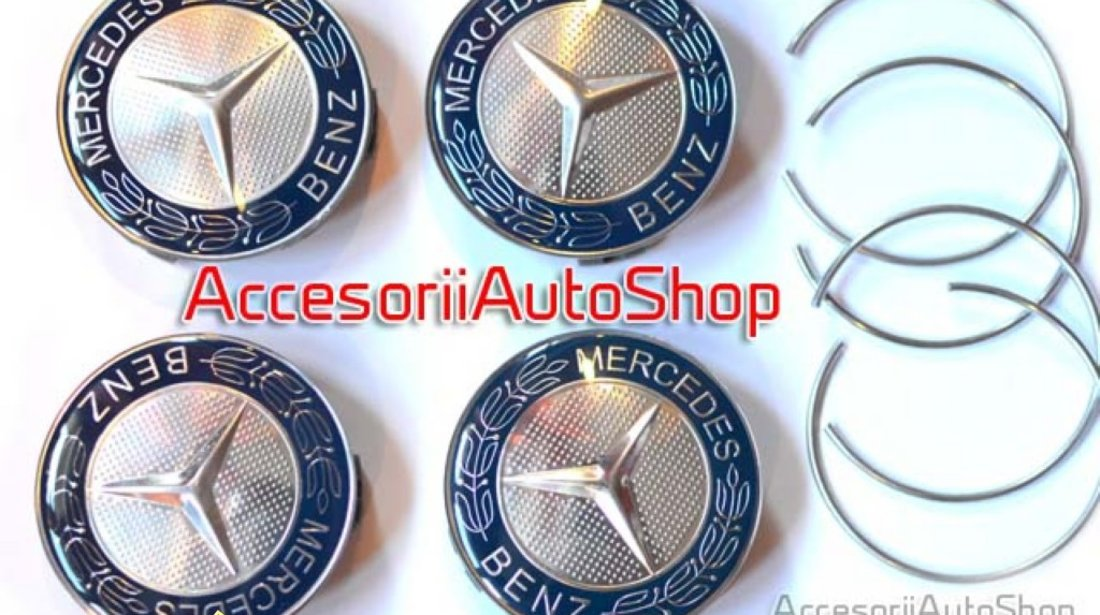 Embleme roti jante Mercedes Calitatea I