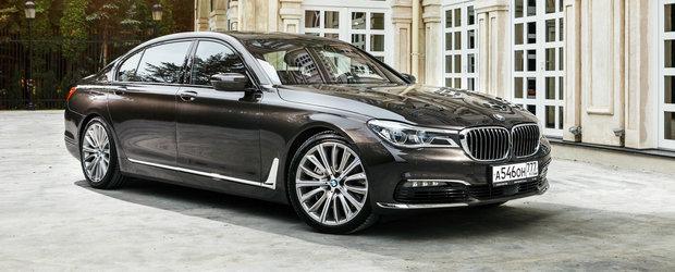 Emisiile au ajuns din urma si nava amiral de la BMW. Nemtii fortati sa suspende productia versiunilor pe benzina
