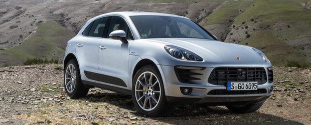 Emisiile bate-le vina. Porsche obligat sa recheme in service cateva zeci de mii de exemplare Macan si Cayenne