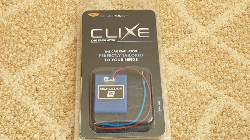 Emulator Clixe Mercedes 6 senzor scaun SRS W639 W414 W210 W163 W168 W220 W203 W209