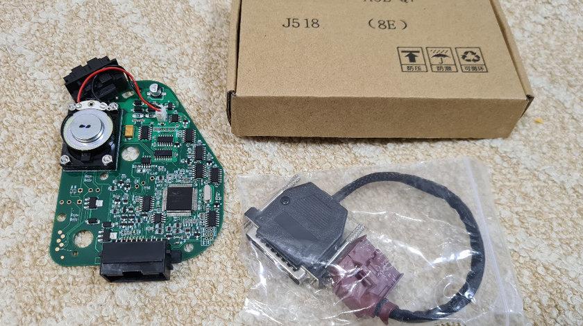 Emulator J518 ELV pentru AUDI C6 Q7 A6 cu cablu dedicat de programare VVDI