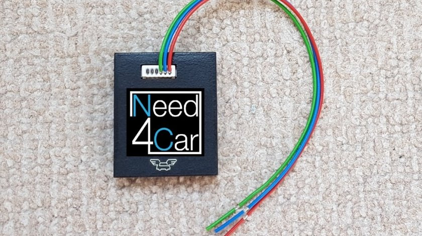 Emulator VXSCAN Mercedes senzor scaun SRS W639 W414 W210 W163 W168 W220 W203 W209