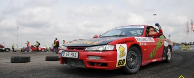 Ene Sorin si Nissan Silvia S14