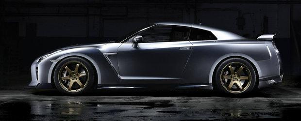 Englezii de la Litchfield vor dezvolta 20 de Nissan-uri GT-R editie limitata
