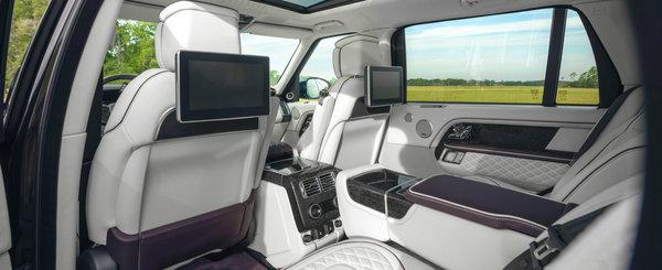 Englezii lanseaza pe piata un Range Rover de 315.000 dolari. Vor exista numai 5 exemplare
