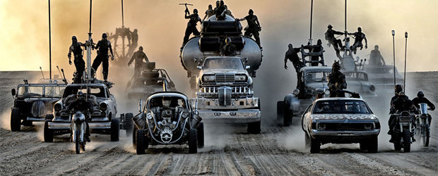 Episodul 1: 'Mad Max Fury Road'- masinile din film si povestea lor