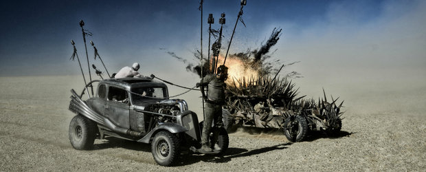 Episodul 3: 'Mad Max Fury Road'- masinile din film si povestea lor