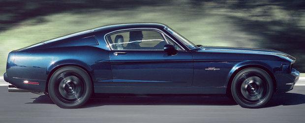 Equus Bass770: Ce se intampla cand combini un Mustang clasic cu un Corvette modern