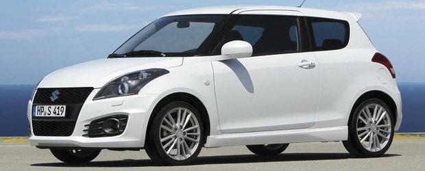 Era si cazul. Suzuki Swift Sport renunta la motorul aspirat si trece pe... TURBO