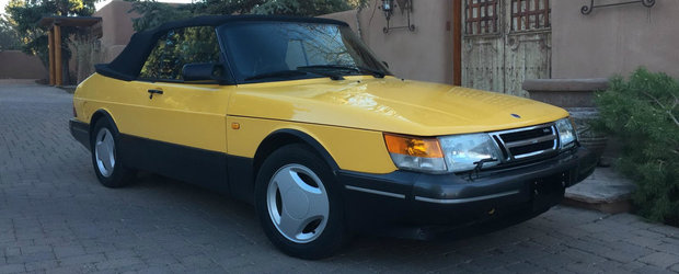 Erau construite ca un tanc, iar acum este sansa ta sa detii o farama din istoria Saab
