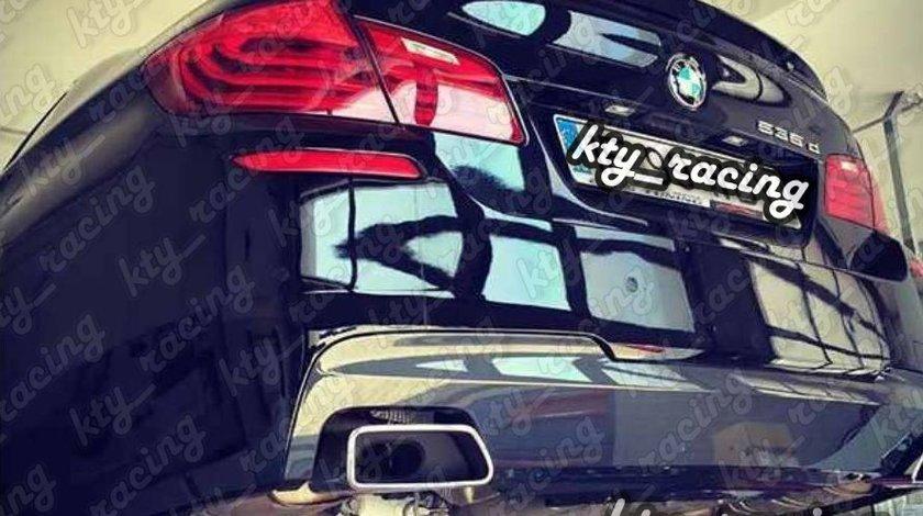 ESAPAMENT ORNAMENT TOBA  TIPSURI EVACUARE BMW F10 F12 F13 550D 650I ⭐️⭐️⭐️⭐️⭐️