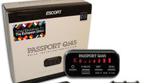 Escort Passport QI45 EU Detector de Radar Modular(...
