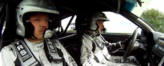 Esenta indemanarii din spatele volanului - cum redresezi masina la 240 km/h