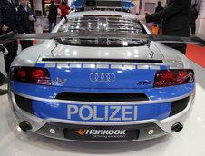 Essen 2011: ABT R8 GTR Tune it! Safe!