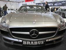 Essen 2011: Brabus SLS Roadster