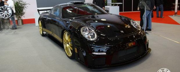 Essen Motor Show 2010 - 9ff GT9R, consistenta in fiecare detaliu!
