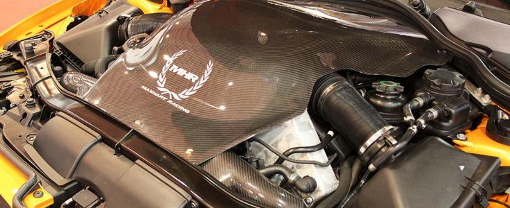 Essen Motor Show 2011: BMW M3 by Manhart - V8,  Twin-Turbo si 750 cai!