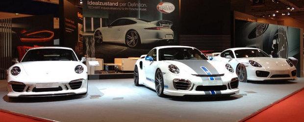 Essen Motor Show 2013: GALERIE FOTO de la cel mai mare salon de tuning din Europa