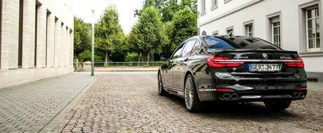 Este BMW-ul suprem. Ofera 605 CP si lux cat cuprinde