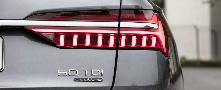 Este break-ul pe care l-ai asteptat tot anul. Audi lanseaza noul A6 Avant cu trei motorizari DIESEL