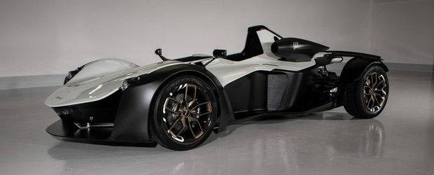 Este ca o masina de Formula 1 pentru sosea. Toate cele 30 de exemplare s-au dat in timp record