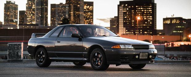Este cel mai dorit Nissan GT-R din istorie, iar acum se vinde pentru aceasta suma