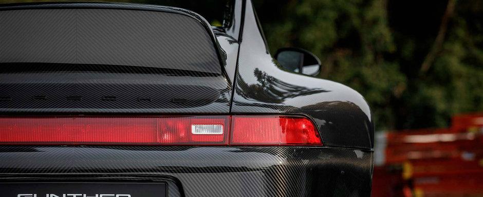 Este cel mai frumos 911 din cate exista. A fost reconstruit de la zero si costa jumatate de milion de dolari