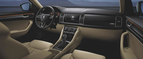 Este cel mai luxos SUV din istoria Skoda. Cum arata noul Kodiaq in echiparea de top Laurin & Klement