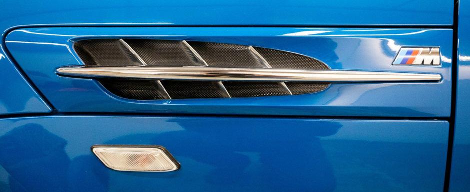 Este cel mai neobisnuit BMW M. Un exemplar tocmai a fost scos la vanzare si nu costa deloc putin