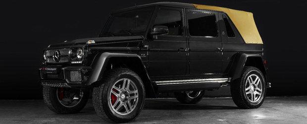 Este cel mai opulent SUV din istorie. Toti s-ar inghesui sa-l cumpere, dar costa aproape 1.5 milioane de euro