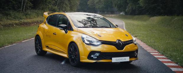 Este cel mai rapid Clio din istorie iar acum Renault te intreaba cat de mult ti-l doresti