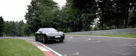Este cel mai rapid sedan de la Nurburgring. A reusit sa scoata acelasi timp precum un Lamborghini de circuit