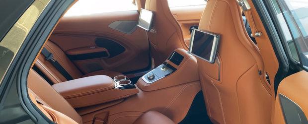 Este cel mai scump sedan produs vreodata. Cum arata modelul de 1 milion de dolari de care nu multi au auzit pana acum
